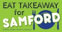 Support local samford takeways